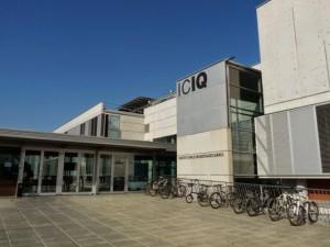 Institut Català d'Investigació Química (ICIQ) en Tarragona - experiencia